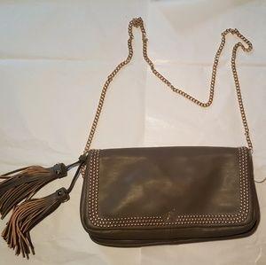 ec4bd394a4 Patrizia Pepe Bags - Patrizia Pepe NWT Leather w/Studs Handbag Crossb